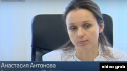 Anastasia Antonova, deputy consul at Moscow's Embassy in Bishkek, told Channel One television Russian diplomats rescued two children from organ traffickers