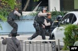 Спецоперація проти бойовиків в Індонезії, 14 січня 2016 року