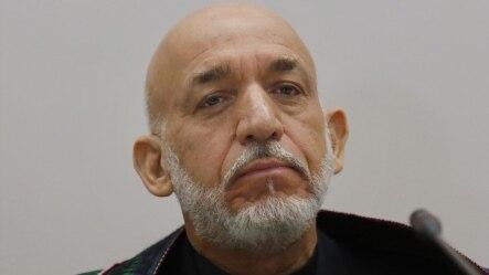 حامد کرزی رییس جمهور پیشین افغانستان