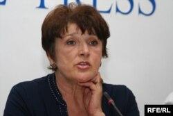 Экс-депутат парламента Татьяна Квятковская.