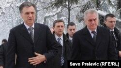 Posjeta Tomislava Nikolića Podgorici