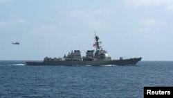 نیروهای ایرانی و ناوهای آمریکایی در خلیج فارس رویاروییهای متعددی با یکدیگر در سالهای اخیر داشتهاند.