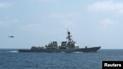 Američki vojni brod
