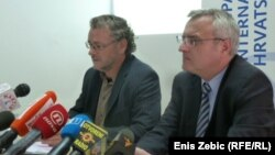 Nikola Kristić i Don Markušić