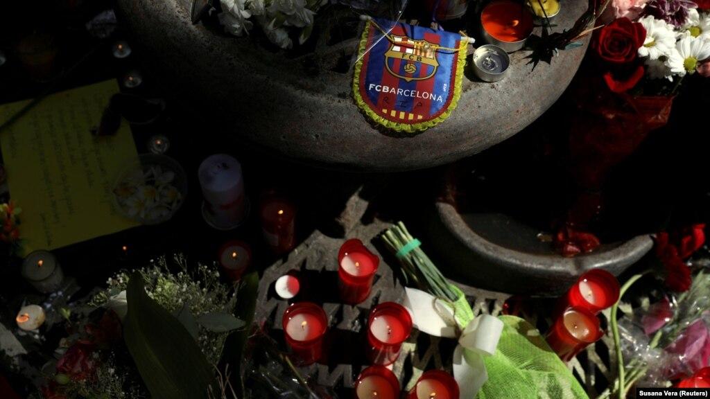 Spanjë  Vazhdon kërkimi për të dyshuarin e sulmit në Barcelonë
