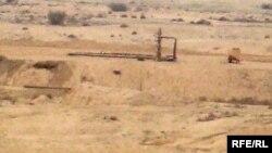 Нафтено поле во Иран