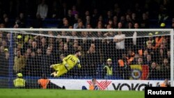 Chelsea vs Tottenham Hotspur