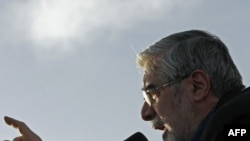 Mir Hossein Musavi (file photo)