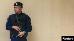 افسر پلیس تایلند