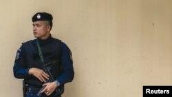 Policija, Tajland