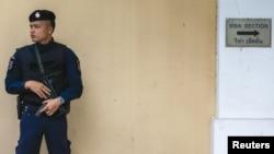 Таиланд полициясы (Көрнекі сурет).