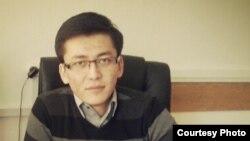 Transparency Kazakhstan ұйымы директорының орынбасары Қуат Рысқұлов.