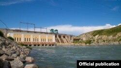 Усть-Каменогорская гидроэлектростанция (ГЭС).