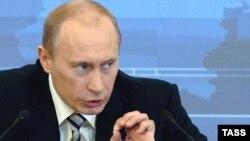 Putin fevralın 14-də prezident kimi sonuncu mətbuat konfransını keçirib