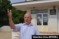 Primarul Gheorghe Grigoraș