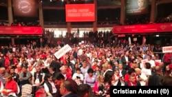 PSD, lansarea campaniei prezidențiale de la Romexpo