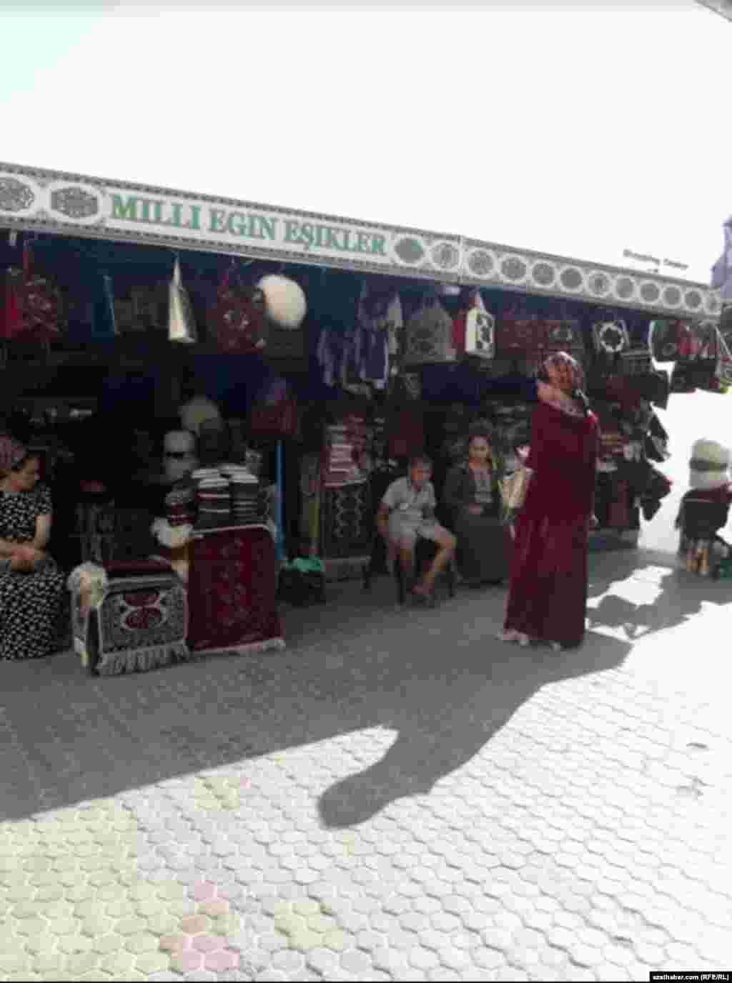 Продажа ковров и ковровых изделий, Ашхабад