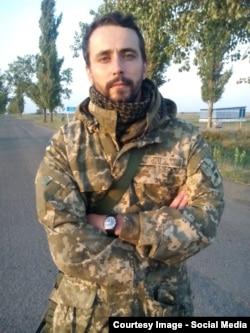 Артем Чех, муж Ирины Цылик, декабрь 2016