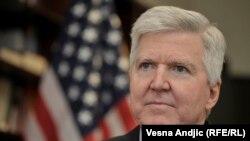 Kyle Scott ambasador SAD u Srbiji