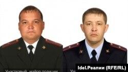 Альберт Самигуллин (слева) и Виталий Мустафин (справа)