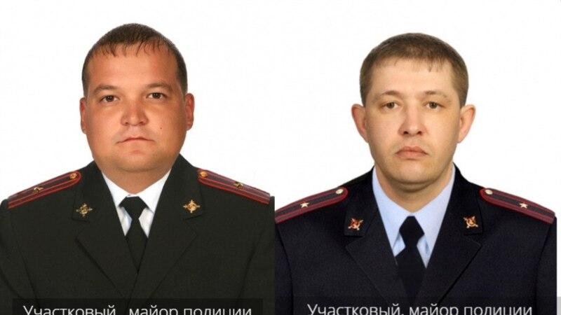 Суд Татарстана утвердил условные сроки для полицейских за пытки задержанного