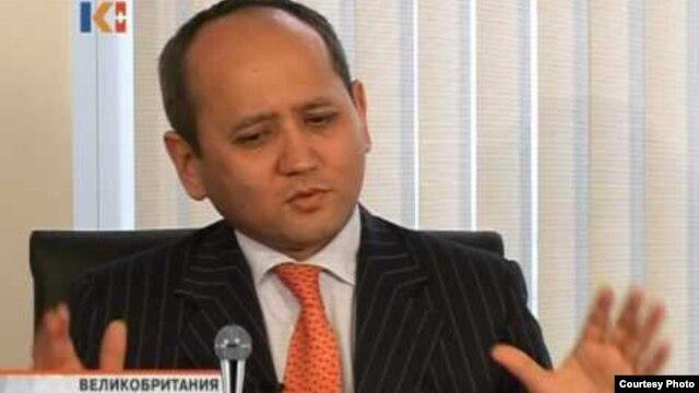 Мухтар Аблязов, бывший председатель БТА Банка.