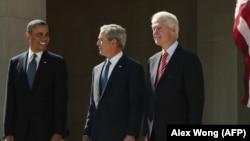 Različit odnos prema sudu: Barack Obama, George W. Bush i Bill Clinton