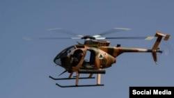 آرام: از طیارات جنگی «ای-۲۹» و هلیکوپترهای «ام دی-۵۳۰» عملاً در جنگ کندز کار گرفته میشود.