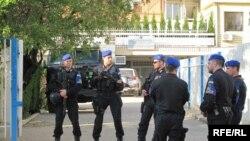 Pjesëtarë të misionit EULEX në Kosovë
