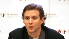 Alec Ross, the U.S. secretary of state's senior adviser for innovation.