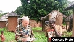 În misiune în Coasta de Fildeș