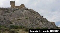 Ілюстраційне фото, Судак, фортеця