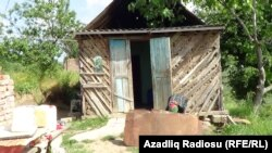 Xurşudovların hazırda yaşadığı ev, Azərbaycan, Astara-19 may 2018