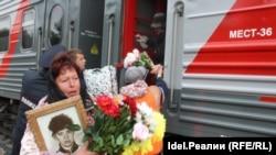 В Башкортостане почтили память погибших в крупнейшей железнодорожной катастрофе 1989 года