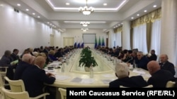Заседание Общественной палаты Дагестана
