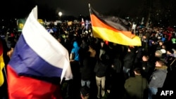 Германи -- Дрезденерчу неонацистийн Педига-боламан гуламехь, 5Деч2015