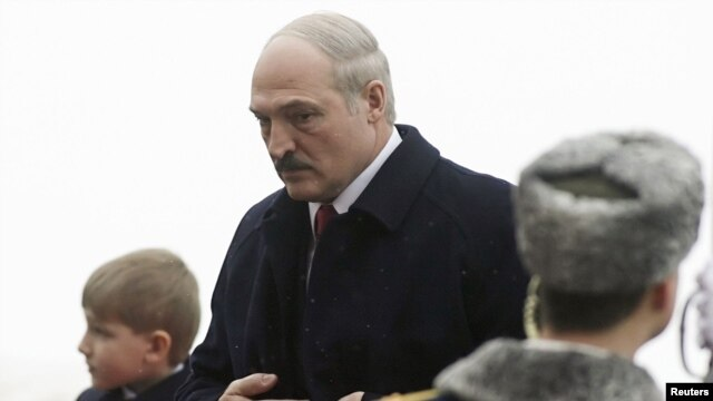 President Alyaksandr Lukashenka and 157 other Belarusian officials are not welcome to travel in the EU.