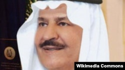 The late Saudi Crown Prince Nayef bin Abdul-Aziz al-Saud