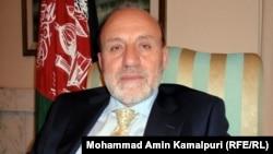 آرشیف/ محمد عمر داوودزی سخنگوی شورای رهبری مصالحه
