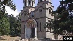 Манастирот Свети Атанасиј во Лешок.