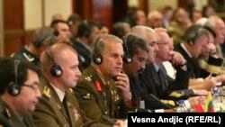 NATO konferencija u Beogradu, 14. juni 2011