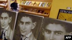 Çexiya - Kafkanın kitabları satışda, 2007