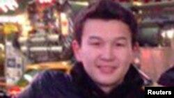 Казахстанец Азамат Тажаяков, представший перед судом в Бостоне по обвинению в воспрепятствовании расследованию теракта.