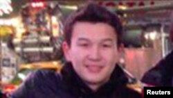 Казахстанец Азамат Тажаяков, обвиняемый в воспрепятствовании расследованию теракта во время Бостонского марафона.