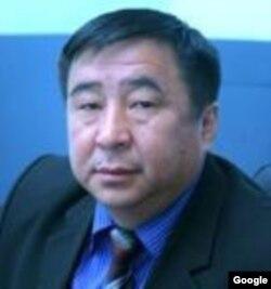Искендер Гаипкулов.