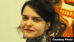 Христина Зафировска.