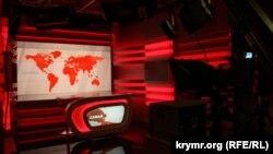 У студії телеканалу ATR у Києві