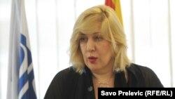 Представник ОБСЄ у справах свободи ЗМІ Дуня Міятович