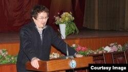 Кадыр Маликов, кыргызстанский политолог и теолог.