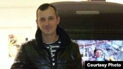 Убитый военный Алексей Буенков